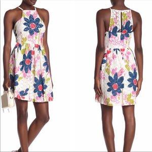 NWT Trina Turk Petaluma Floral Dress